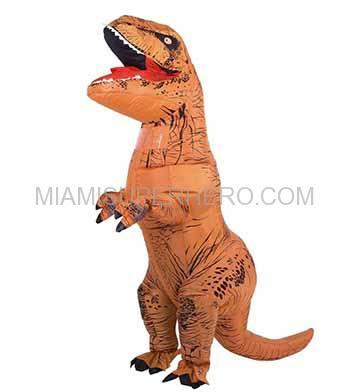 t rex character rental