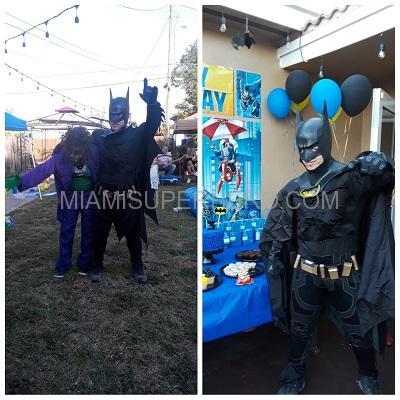 Batman Hire in miami