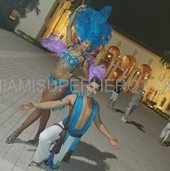 hora loca miami samba