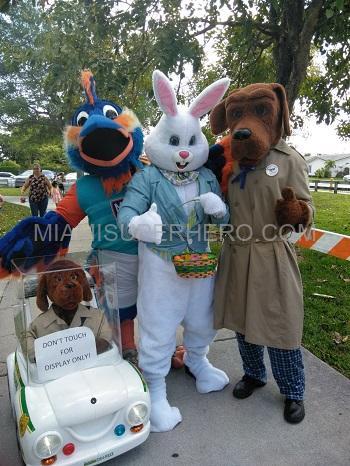 Easter Bunny Maimi Image