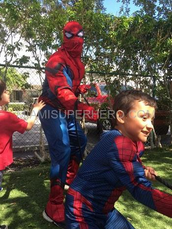 Hire Spiderman Miami