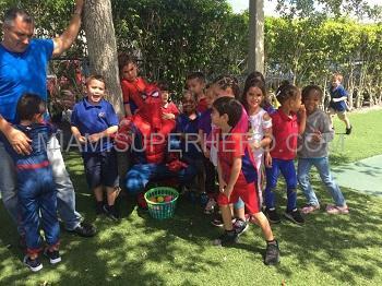 Rent Spiderman Miami