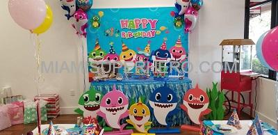 Baby Shark Decorations