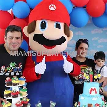 mario brothers dolphin stadium for kids party