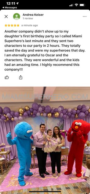 Elmo Review