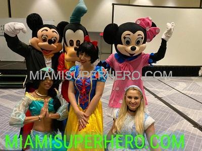 Minnie hire in Miami