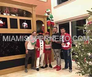 Elf on the shelf Christmas party