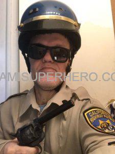 Little people cop