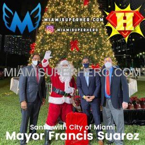 Christmas in City of Miami